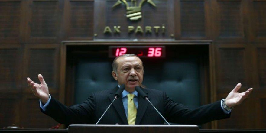 Erdoğan sert çıktı!
