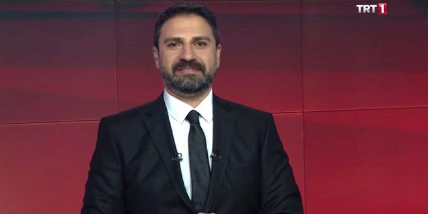 Erhan Çelik Canlı Yayında TRT'den İstifa Etti