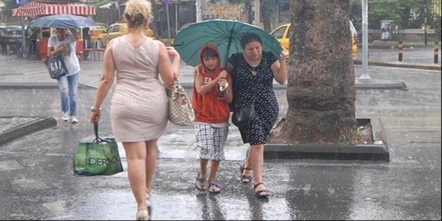İstanbullular dikkat! Meteoroloji'den uyarı
