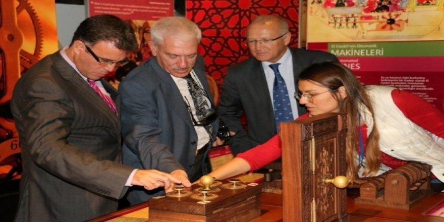 İspanya'dan gelen heyet, Kocaeli Bilim Merkezi'nde