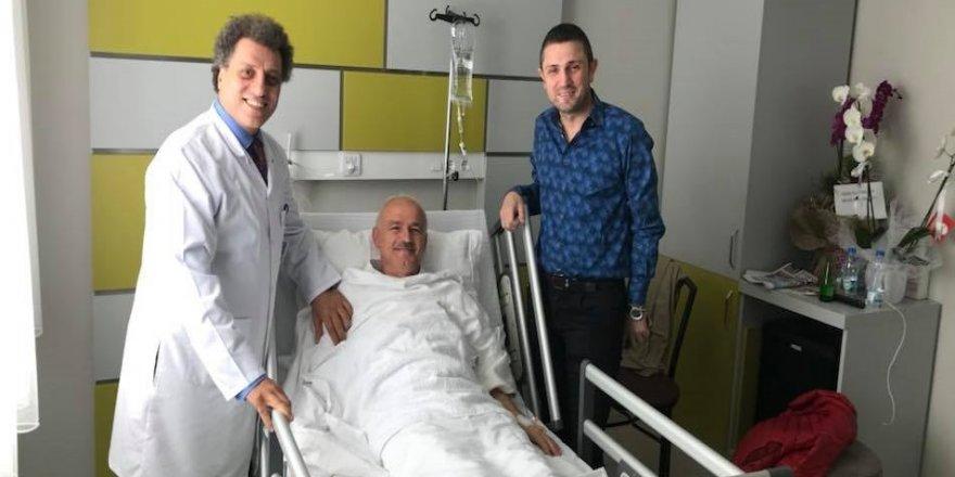 İrfan Ayar ameliyat oldu