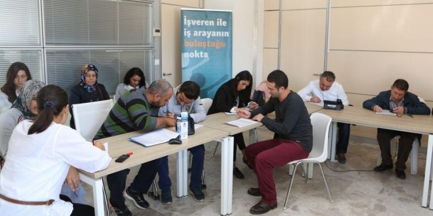 Nilüfer Belediyesi İş Ofisi, 50 Kişiyi Daha İşverenle Buluşturdu