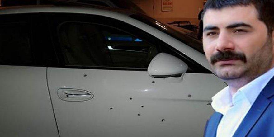 Türkücü Doğanay'a silahlı saldırı