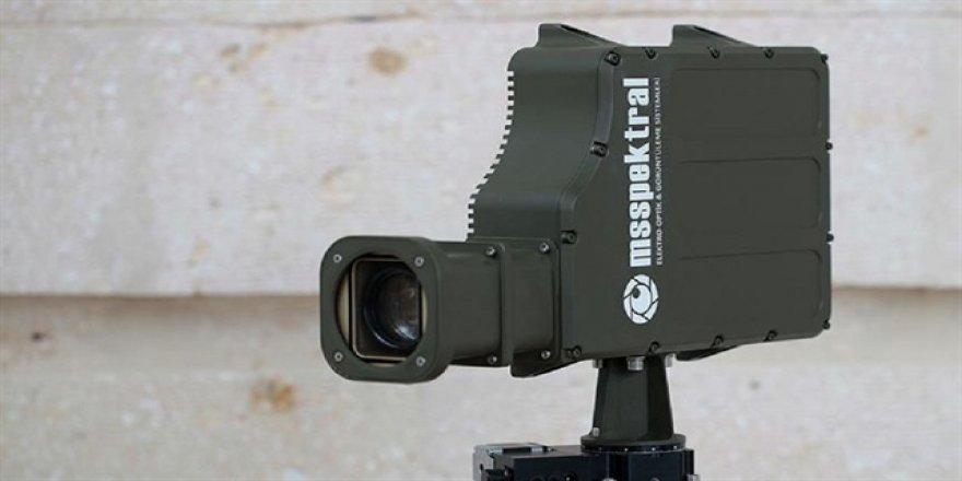 Yerli kamera ile mayınlar tespit edilecek