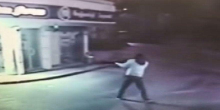 Pompalı Tüfekli Saldırgan Dehşet Saçtı