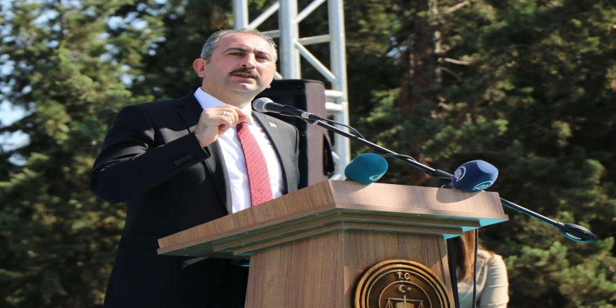 Adalet Bakanı Gül'den Metin Topuz Açklaması