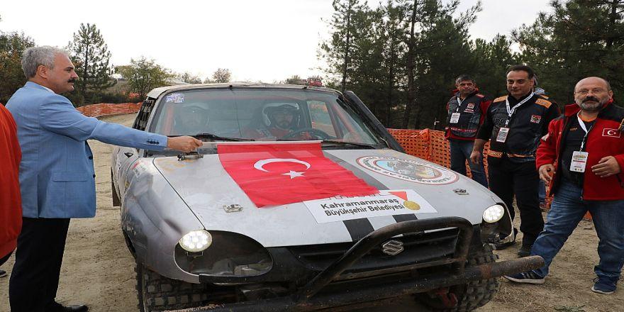 Türkiye Off-road Şampiyonası 7. Ayak Yarışları Karabük'te Başladı