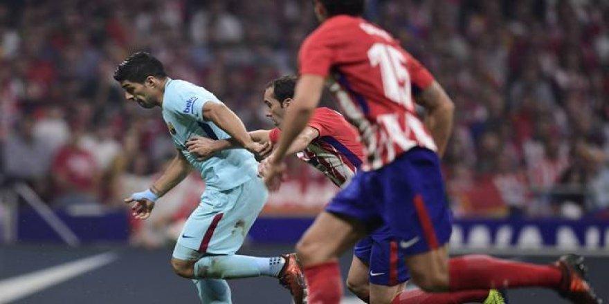 Barça maçı bırakmadı