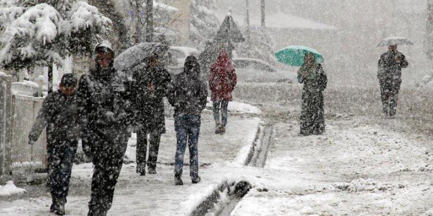 Meteoroloji'den o il için yoğun kar uyarısı