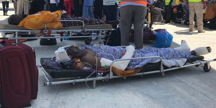 Sağlık Bakanı, Somali'ye gitti!