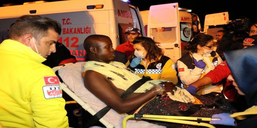 Bakanlıktan Somalili Yaralılar Hakkında Açıklama