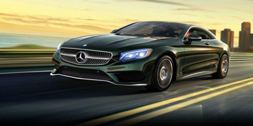 Japon devi, Mercedes'i yaktı