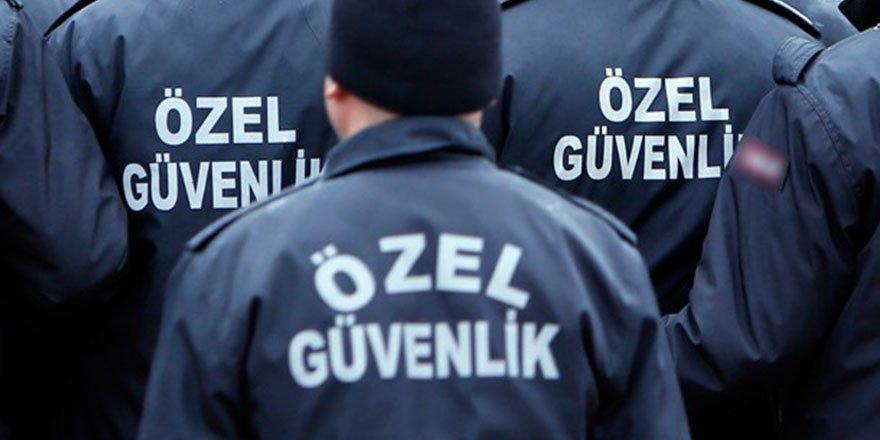 200 güvenlik görevlisi alınacak