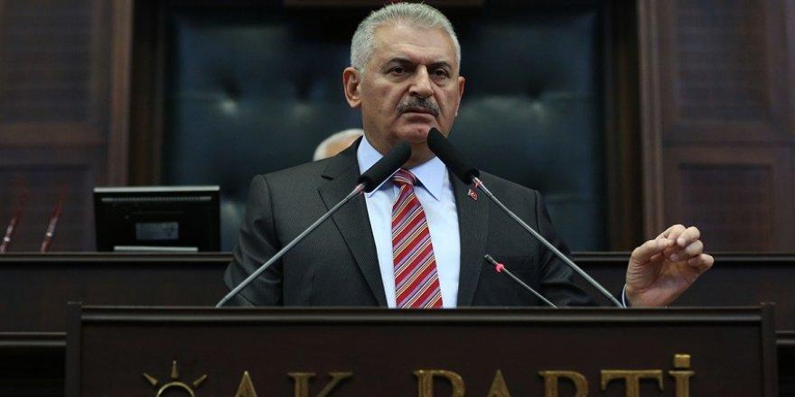 Başbakan'dan CHP'ye tokat gibi cevap!