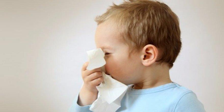 Alerjiye karşı en keskin önlemler