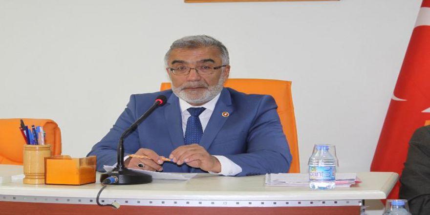 İl Genel Meclisi Başkanı Fetö'den Tutuklandı