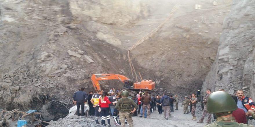 Şırnak'ta Kömür Ocağında Göçük: 6 Ölü