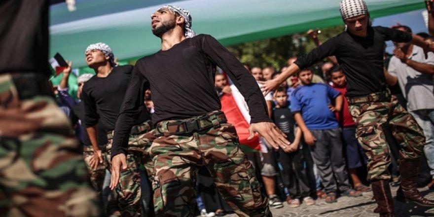 Gazze'de askerlik işlemleri başlıyor
