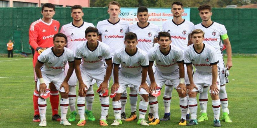 Beşiktaş'ın gençleri tat vermedi!