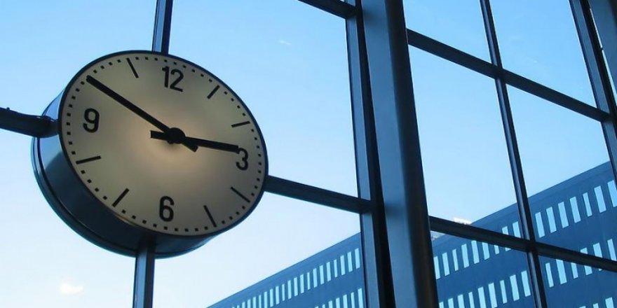 KKTC'den yaz saati kararı