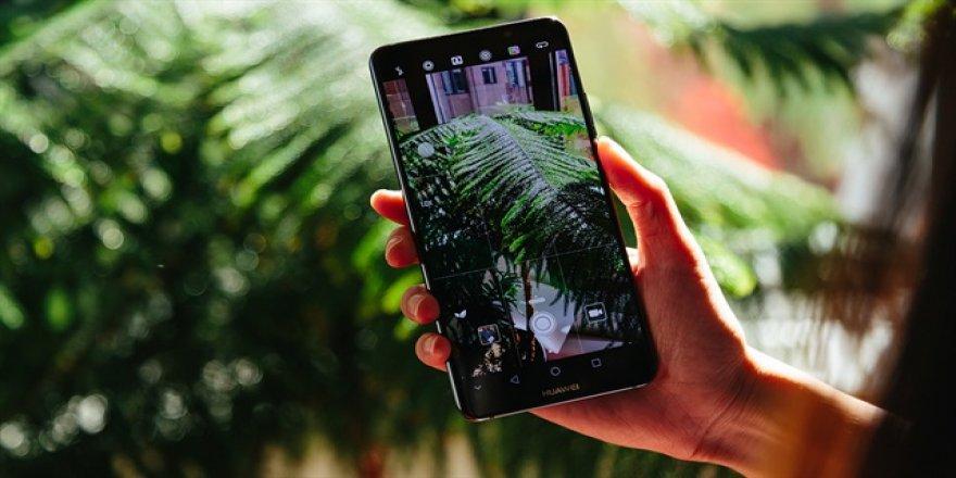Huawei Mate 10 resmen tanıtıldı