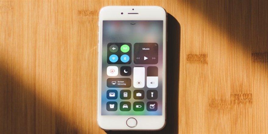 iOS 11 ile gelen gizli tuş