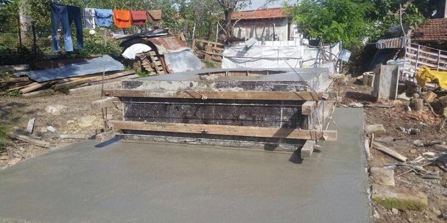 Körfez Belediyesi Köylere Fırın Yapıyor