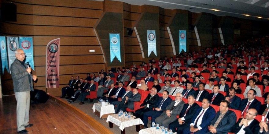 Mudanya Anadolu İmam Hatip Lisesi 40. Yılını Kutladı