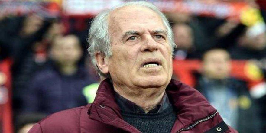 Mustafa Denizli, derbinin hakemini söyledi