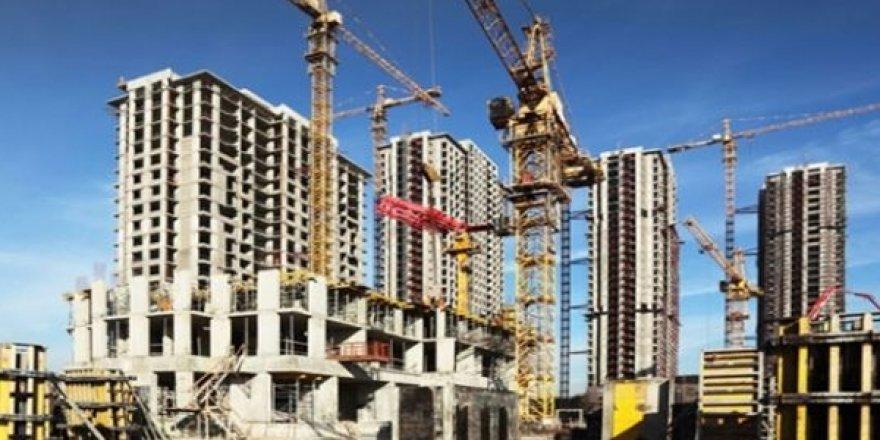 Bina İnşaatı Maliyet Endeksi Üçüncü Çeyrekte Arttı
