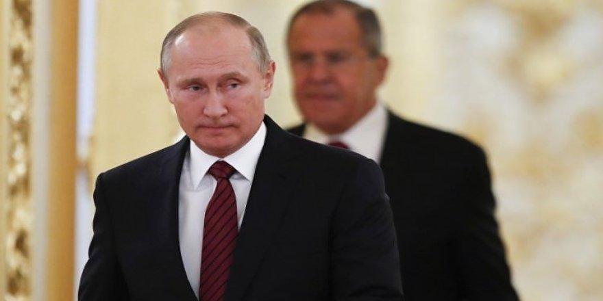 Putin: ABD çekilirse biz de çekiliriz