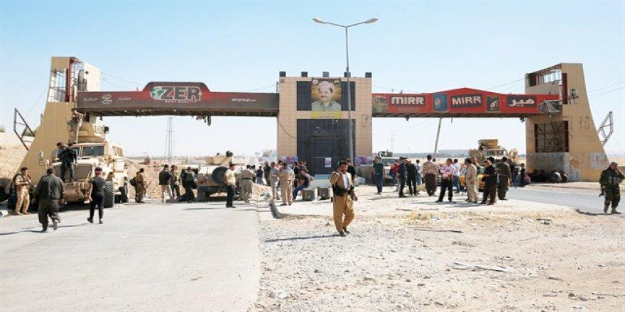 Erbil'i kapattılar
