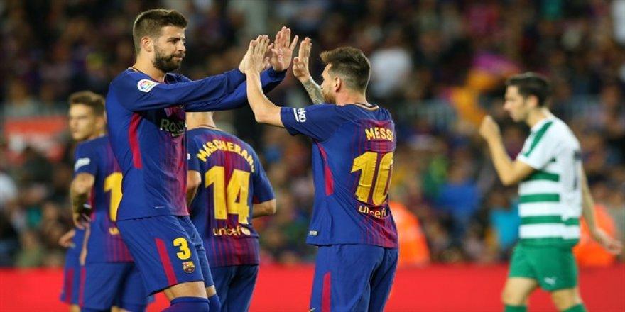 Messi, Pique'ye soyunma odasında çıkıştı