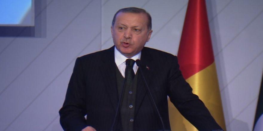 Erdoğan'dan D-8 Ülkelerine Çağrı