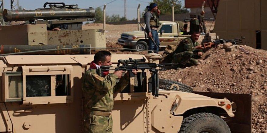 Irak ordusu Altunköprü'ye girdi