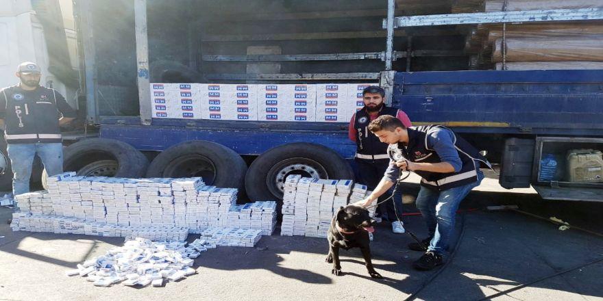 Pkk'nın Para Kaynağına Darbe: Irak'tan İstanbul'a Sevkiyatı