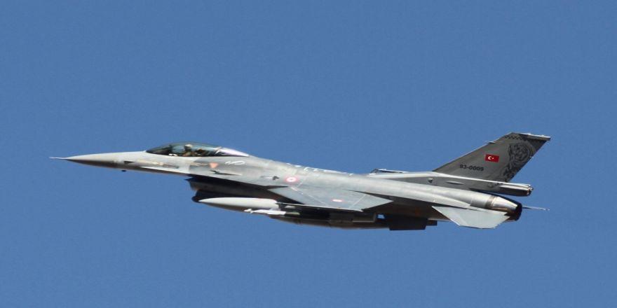 Kuzey Irak'a Hava Harekatı: 9 Terörist Etkisiz Hale Getirildi