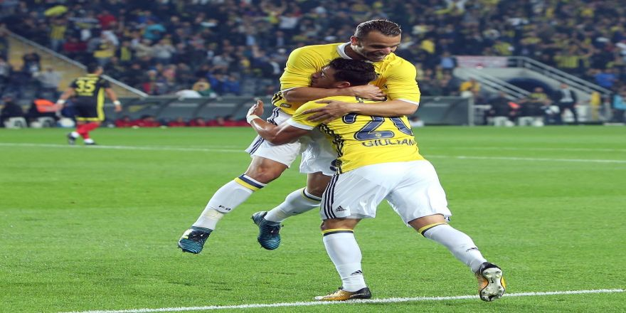 Fenerbahçe'de Hedef Mutlak Galibiyet