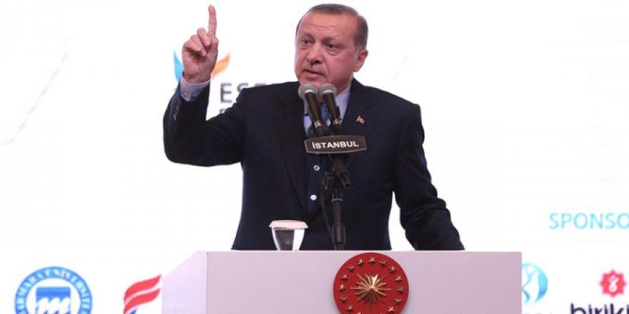 Erdoğan'dan Belediyelere Net Mesaj