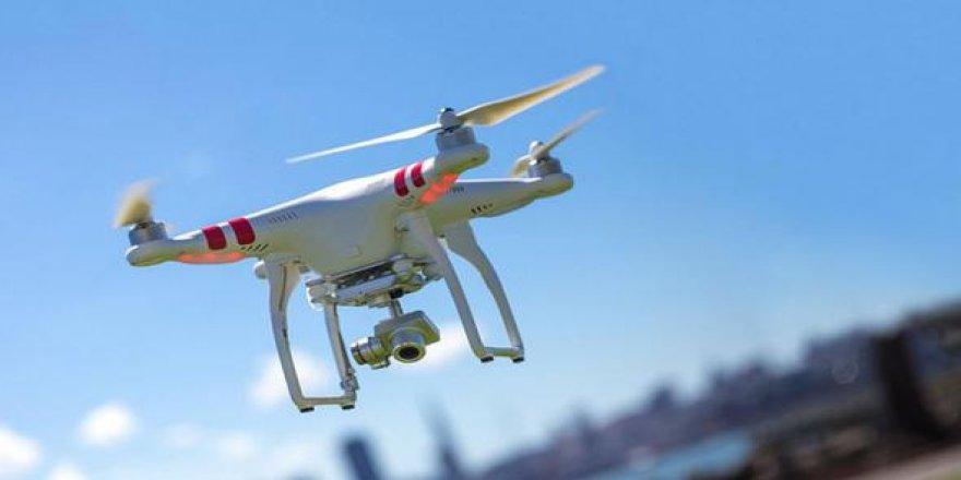Polis, izinsiz uçurulan 'drone'u vurdu