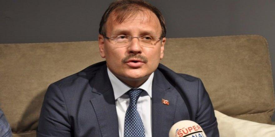 Çavuşoğlu'ndan 'istifa' açıklaması