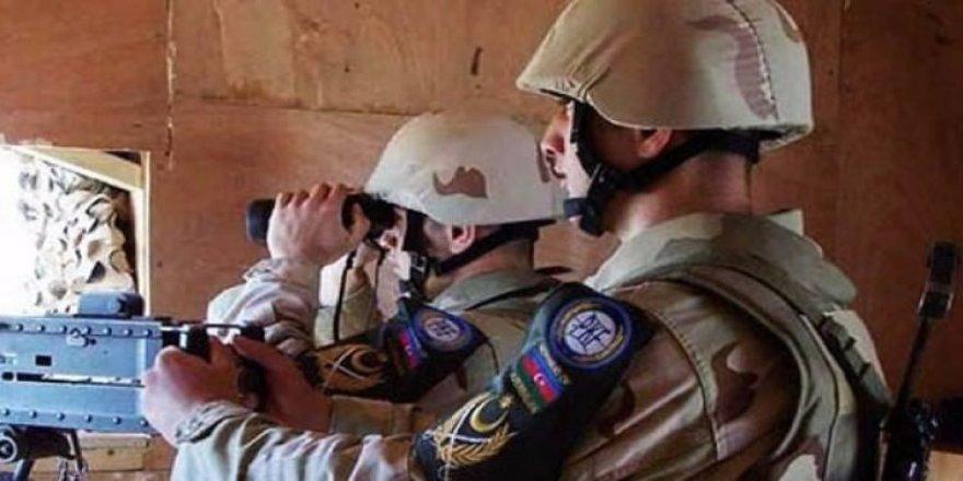 Sınırda çatışma; 1 asker şehit