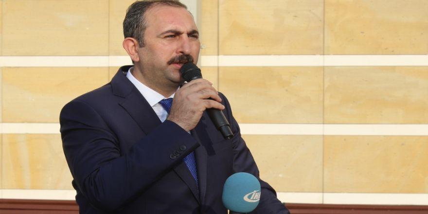 Adalet Bakanı: Fetullah Gülen'in İadesi...