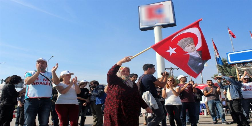 Cam İşçilerinin Yürüyüşü Valilik Tarafından Yasaklandı
