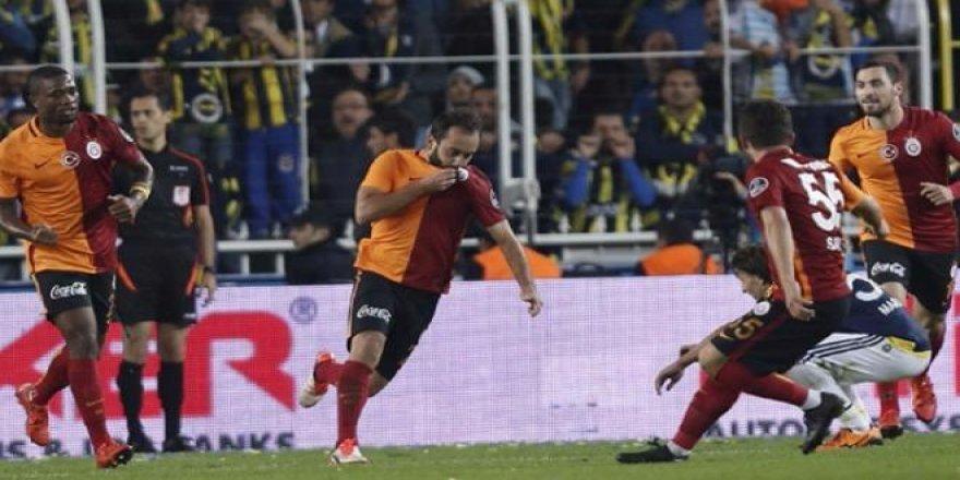 Galatasaray'ın gol hasreti sürüyor!