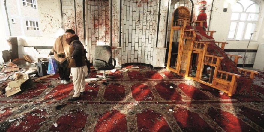 Afganistan'da kanlı hafta