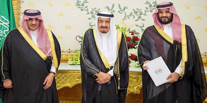 Suudi Arabistan'dan gizli ziyaret iddiasına sert tepki