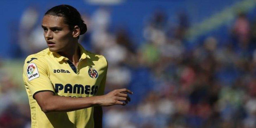 Enes Ünal, Villarreal'de oynamıyor.