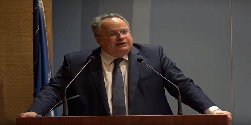 Yunan Dışişleri Bakanı Türkiye'ye Geliyor