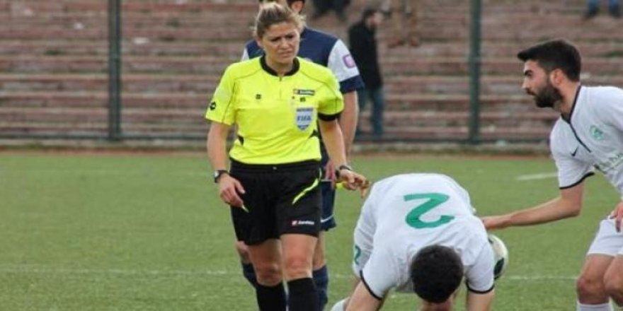 FIFA'dan kadın hakemimize görev